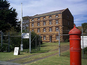 Portarlington Mill